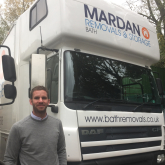Mardan Removals & Storage 'cleans up' with new HGV
