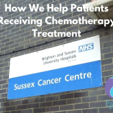 How We Help Patients Receiving Chemotherapy Treatment
