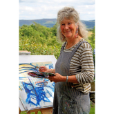 Shropshire artist's work raises thousands at Royal Academy's charity event