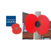 #REMEMBRANCE2020 - #Banstead #LampPostPoppies Volunteers needed – can you help  @PoppyLegion