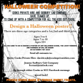 Halloween Poster Competition