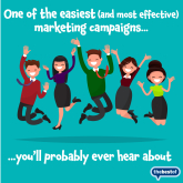 Marketing Tip – Just Tell 'em