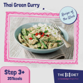 Recipe of the Week - Thai Green Chicken Curry