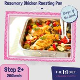 Recipe of the Week – Rosemary Chicken Roasting Pan