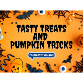 Tasty treats and pumpkin tricks this Halloween in Walsall