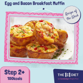 Recipe of the Week – Egg and Bacon Breakfast Muffins
