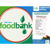 Barrow Foodbank Christmas Appeal