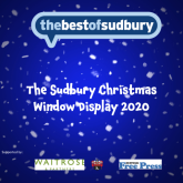 Sudbury Christmas Window Display Competition Returns