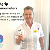 Handgrip Dynamometers to Aid Nutrition Plans for Cancer Patients