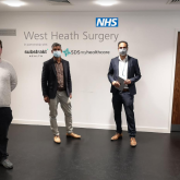 South Birmingham surgery in line for national Parliamentary Award