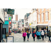 Shrewsbury officially one of the happiest places in the UK