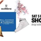 Shop Wolverhampton on Small Business Saturday