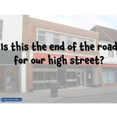 So, is this the end of the road for our High Street?