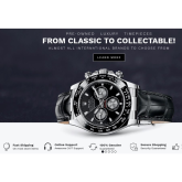From Classic to Collectable Prestige Watches from the world's top makers – take a look at the collection Vintage Pawnbroker, Prestige Watches and Jewellery in Epsom have to offer you.