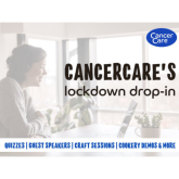 CancerCare's Lockdown Drop In