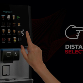 Innovative Distance Selection technology will help deliver a safe and hygienic vending experience.