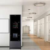 The new Zensia contactless vending machine joins our machine lineup for 2021.