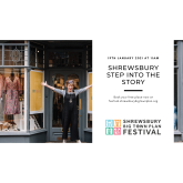 "Shrewsbury ""stepping into spotlight"" for Big Town Plan Festival"