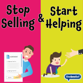 The secret to better customer relationships - Sell without selling!