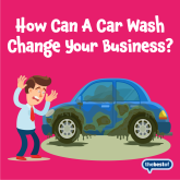 Top Tips - Car Wash!