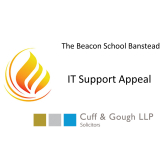Join local Banstead Solicitors Cuff & Gough LLP by supporting The Beacon School IT Appeal