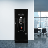 No hidden costs and no third party leasing from Coinadrink Limited, the vending machine company.