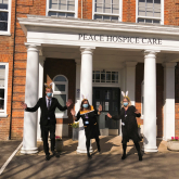 Peace Hospice Care Launches Bunny Hop