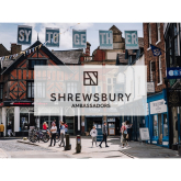 Become an ambassador and put Shrewsbury on the map