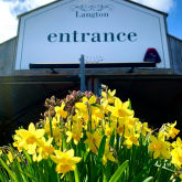 Preparing for Spring at The Langton Garden Centre