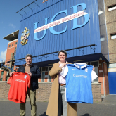 Blues and University College Birmingham give school leavers new pathway into sports career