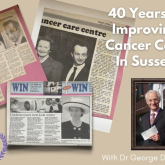 40years of Sussex Cancer Charity