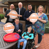 Future of Acorns Children's Hospice in the Black Country is Secure