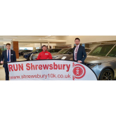 Hatfields are new sponsors of Shrewsbury Running Festival - with the popular event rescheduled for August
