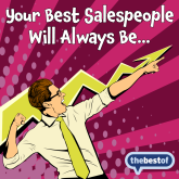 Possibly The Most Effective Salespeople in Your Business
