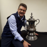 FA Cup comes to Lichfield - stunning replica of trophy to auction days before Chelsea v Leicester City final