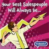 Your Best Salespeople