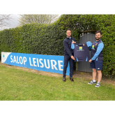 Shrewsbury cricketers bowled over by Salop Leisure's sponsorship