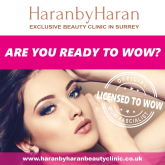 Licensed to WOW – New WOW Facial Treatment at HaranByHaran in Cheam