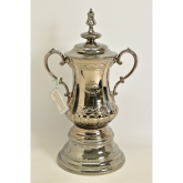 Goal! FA Cup sells for thousands in Lichfield auction
