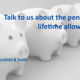 The Pensions Lifetime Allowance - how might the big freeze affect you?