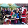 Christmas on the Chesterfield Canal 2013