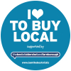 Buying locally helps the environment.