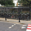 More than 100 new cycle spaces at Watford Junction