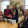 Mayor's charity Christmas card raises over £4,000 for local young people's charity