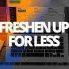The top 3 ways to freshen up your website without spending fortune