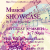 Talent for Tomathon Presents Musical Showcase!