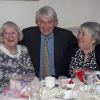 Charity Hosts 'Big Tea Party' For Isolated Older People