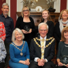 Volunteers celebrated at the Town Council community awards