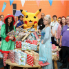 Donate Christmas presents to The Haven Wolverhampton, the Children's Ward at New Cross Hospital and Jericho House this Christmas