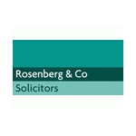 Selling houses doesn't need to be a stressful business when Rosenberg and Co. Solicitors are on the case